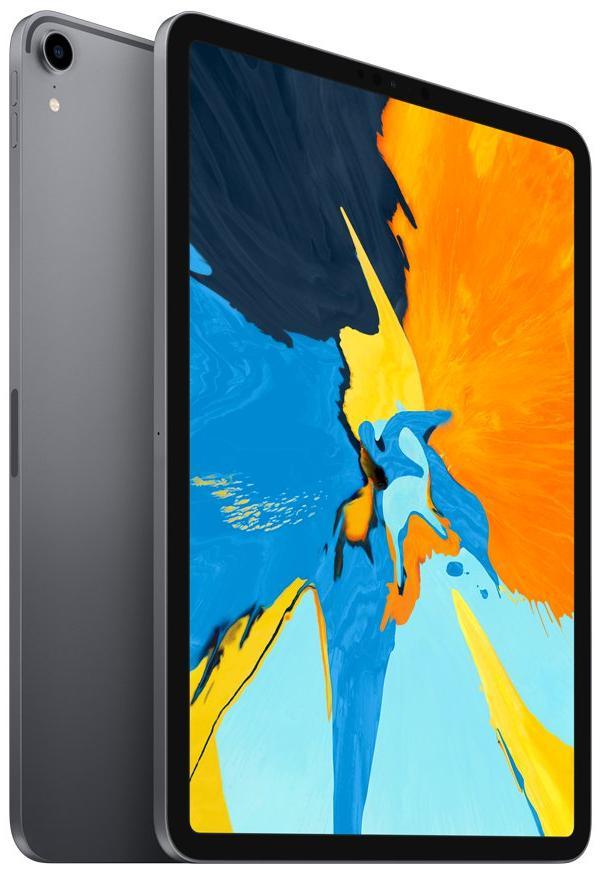 Планшет Apple iPad Pro 11 256Gb Wi-Fi (MTXQ2RU/A) Space Grey, серый, Китай  - купить со скидкой