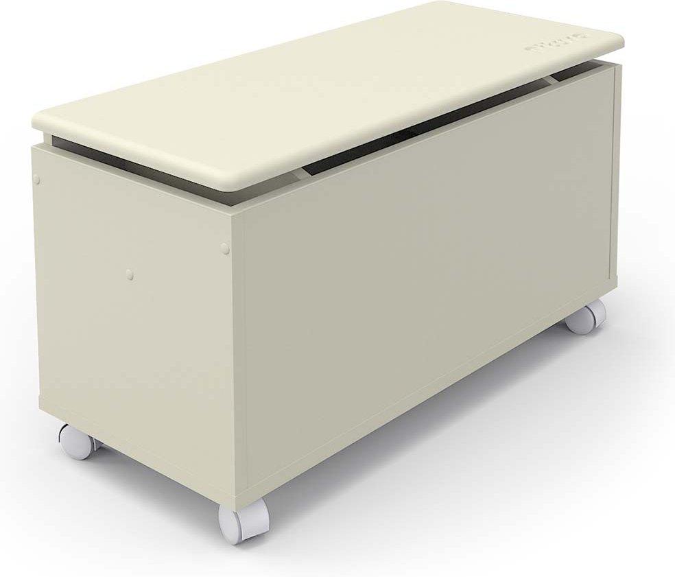 Купить PITUSO Ящик универсальный Buggy, Слоновая кость, Принадлежности для хранения игрушек