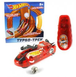 "HOT WHEELS Турбо-трек ""Hot Wheels"", 20 деталей, [Т14096]"