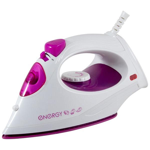 Утюг Energy EN-336 фиолетовый