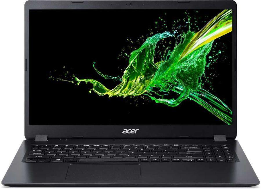 Ноутбук Acer Extensa 15 EX215-51-346N (NX.EFZER.002) черный фото