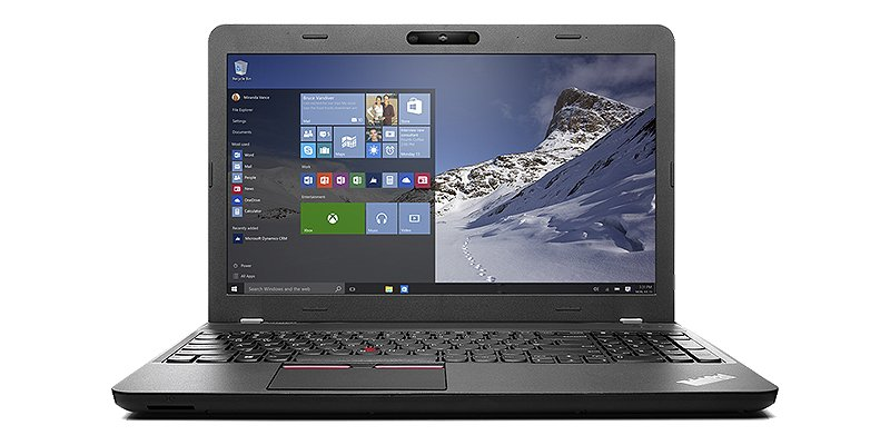 Ноутбук Lenovo ThinkPad Edge E560 (20EV0010RT)