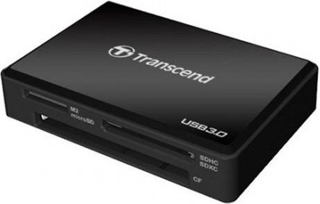 Устройство для чтения карт памяти RDF8 USB 3.0 Transcend TS-RDF8K