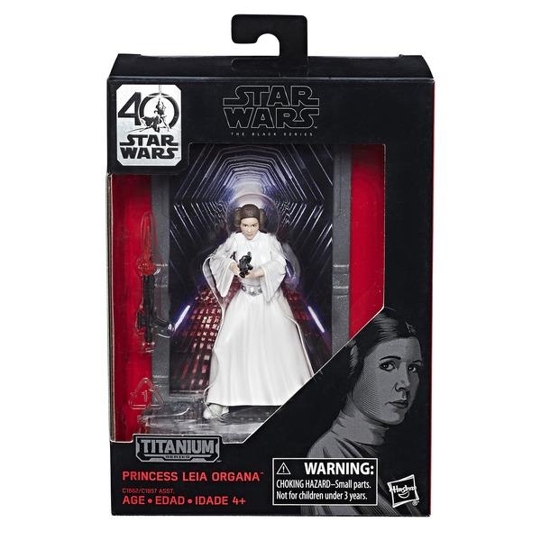 Купить HASBRO Коллекционная фигурка Звездные Войны . Black Series Titanium [C1857EU4], Игровые наборы и фигурки для детей