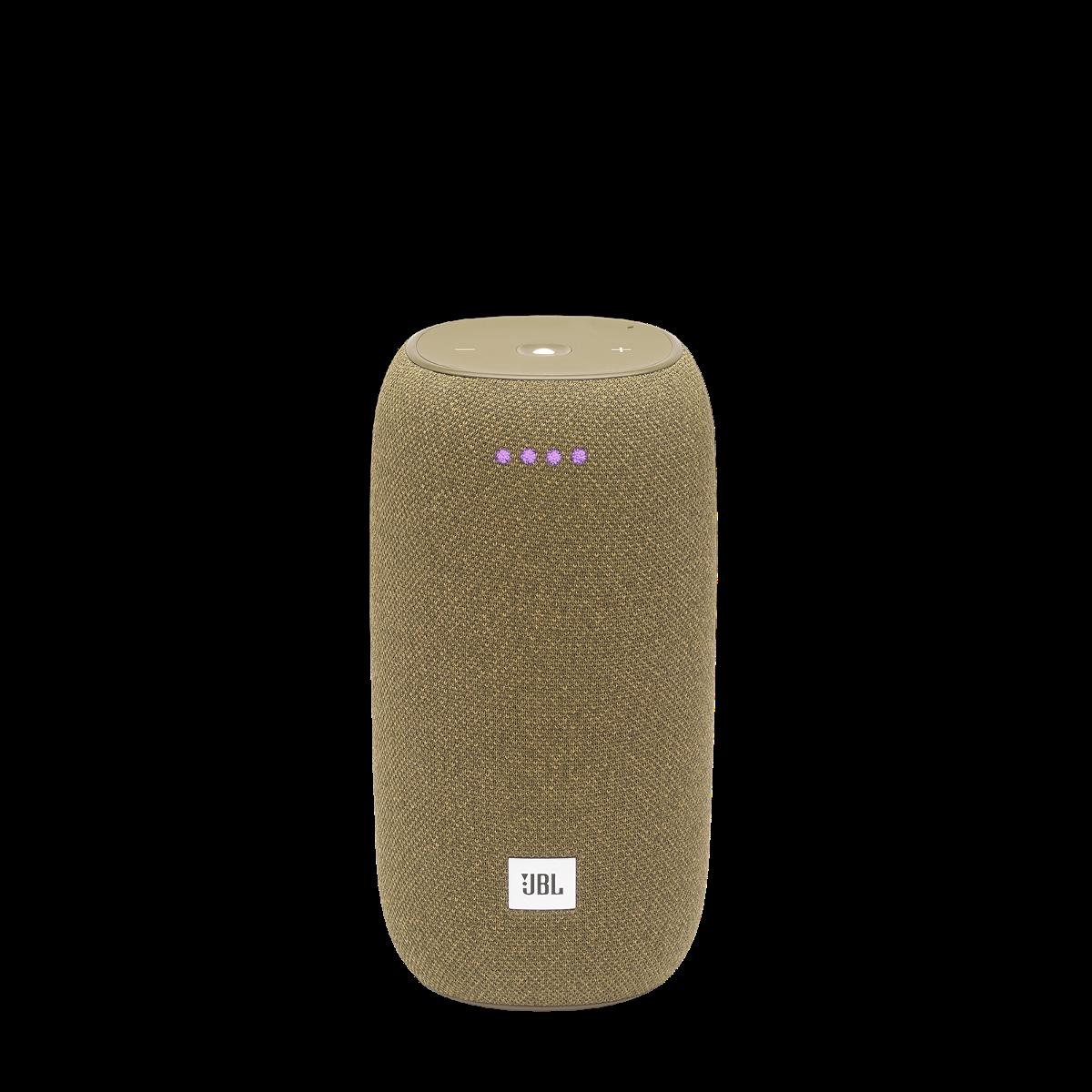 Портативная акустика JBL Link Portable с Алисой солома, Светло-коричневый, Китай  - купить со скидкой