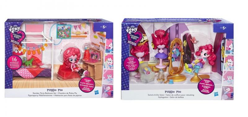 Купить HASBRO Игровой мини-набор с куклой MLP Equestria Girls [B8824], Для девочек, Куклы и пупсы