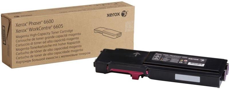 Тонер-картридж Xerox 106R02234 Magenta фото