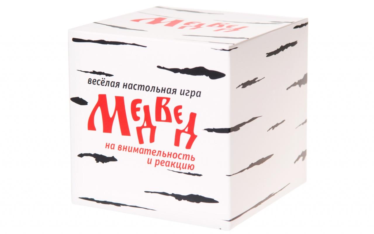 Купить Настольная игра MAGELLAN MAG00040 Медвед, Для мальчиков и девочек, Россия, Настольные игры