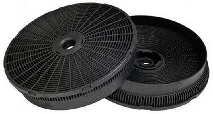 Комплет.фильтров угольных 2шт. Elikor Ф-02 кассетный к 2М выдв.бл.+турб.650м3/ч, 700м3/ч