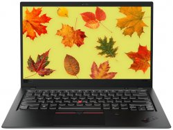 Ультрабук Lenovo ThinkPad X1 Carbon 6 (20KH006DRT) черный