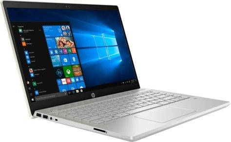 Купить Ноутбук HP Pavilion 14-ce0007ur (4GU08EA) золотой, Золотистый, Китай