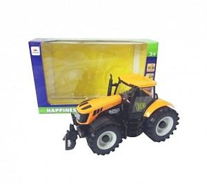 Купить JUNFA TOYS Трактор инерционный [LH501], Металл, пластик, Китай, Игрушечные машинки и техника