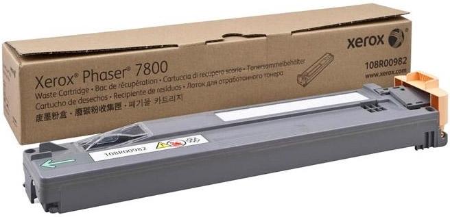 Контейнер для отработанного тонера Xerox 108R00982, Colorless (Бесцветный), Китай  - купить со скидкой