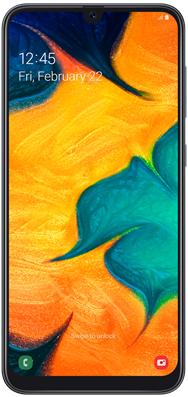 Смартфон Samsung Galaxy A30 3/32Gb (SM-A305FZWUSER) белый