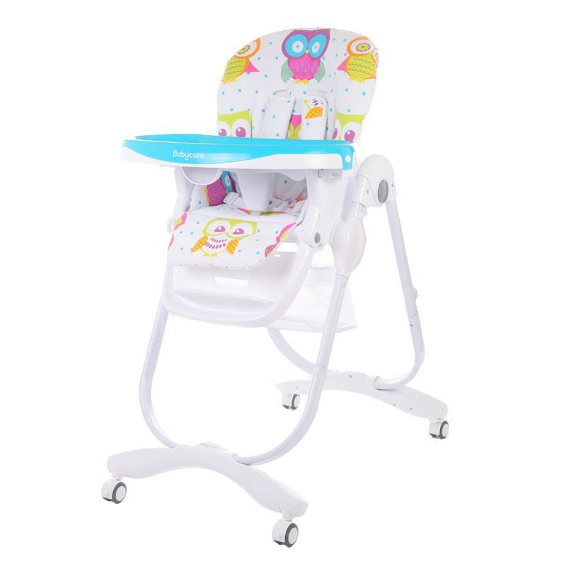 Купить 12359718, BABY CARE Стульчик для кормления Trona, [YQ-168C], Стульчики для кормления малышей