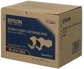Купить Набор тонер-картриджей Epson 0594 Black (C13S050594), Black (Черный), Китай