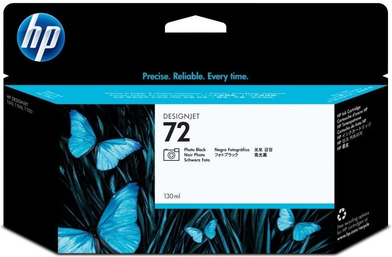 Струйный картридж HP 72 Photo Black (C9370A) фото
