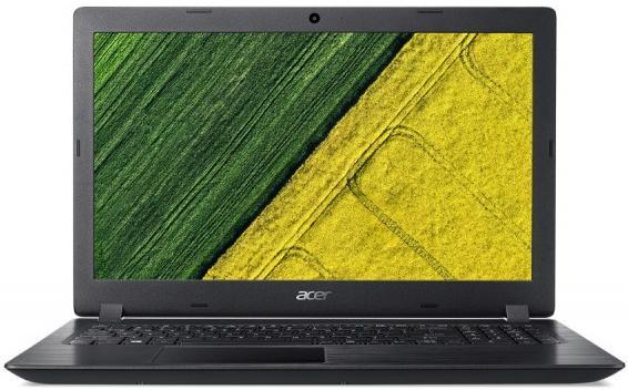 Купить Ноутбук Acer Aspire A315-21-97RW (NX.GNVER.077) черный, Черный, Китай
