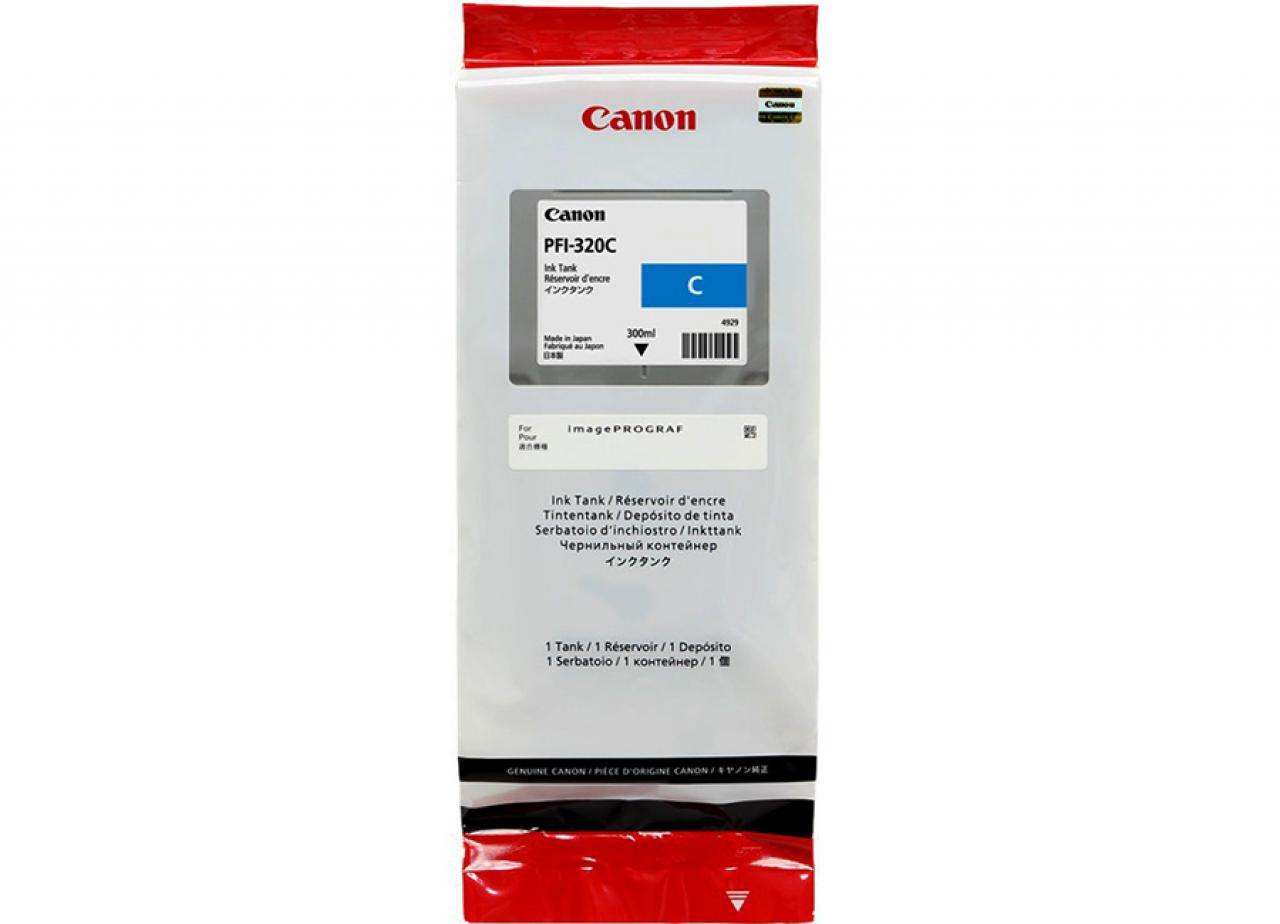 Струйный картридж Canon PFI-320C (2891C001) фото