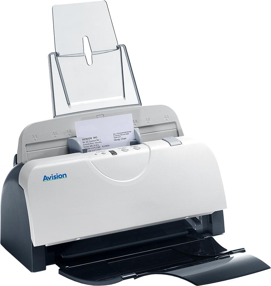 Купить Сканер Avision AD125, сканер, Белый, Китай
