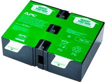 Сменный аккумуляторный картридж APC APCRBC123