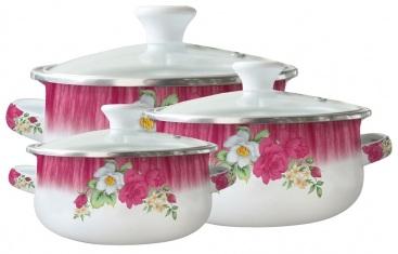 Набор посуды ZEIDAN Z-80610-03,  6 предметов