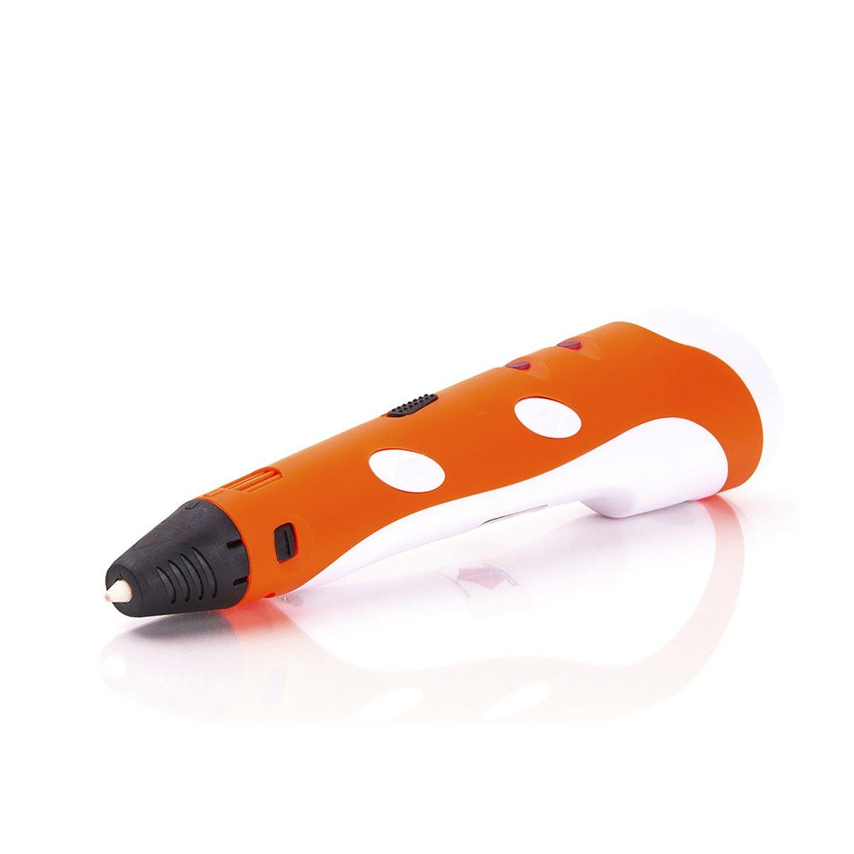3D ручка Spider Pen START, оранжевая [1300O]