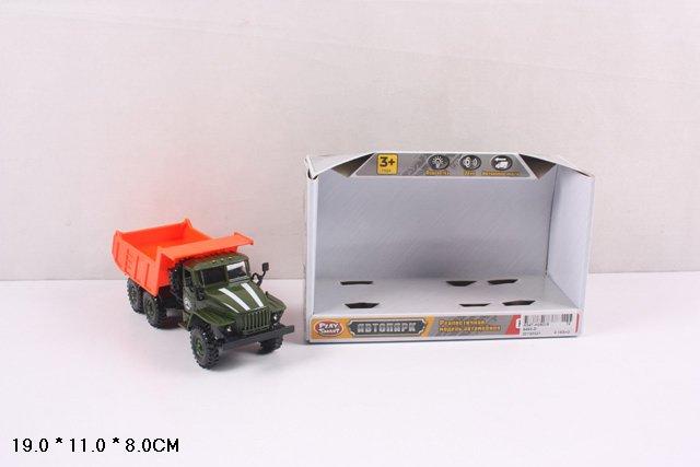 Купить Play Smart Автопарк инерц. машина со светом и звуком. откр. дверь, 19х11х8см [Р41438], Marvel, Для мальчиков, Игрушечные машинки и техника