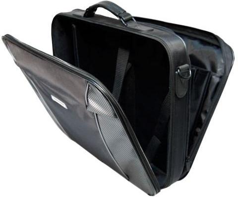 Купить Сумка для ноутбука 17, 3 Continent CC-892, Горизонтальная сумка, Черный