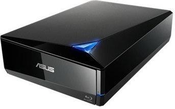 Внешний привод Blu-Ray ASUS USB 3.0 Black BW-16D1H-U PRO
