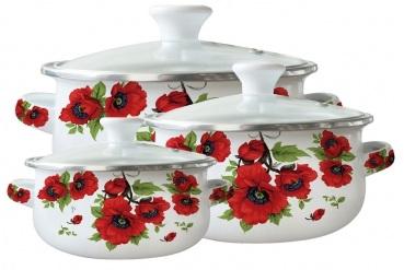 Набор посуды ZEIDAN Z-80610-04,  6 предметов