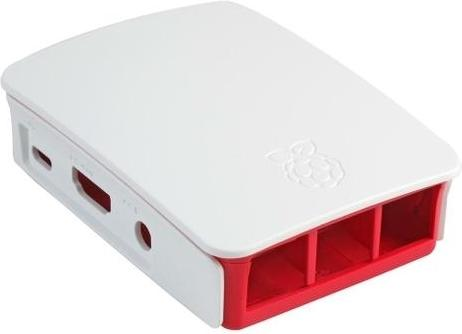 Корпус Raspberry Pi Official для микрокомпьютера Raspberry Pi 3 Model B Raspberrypi