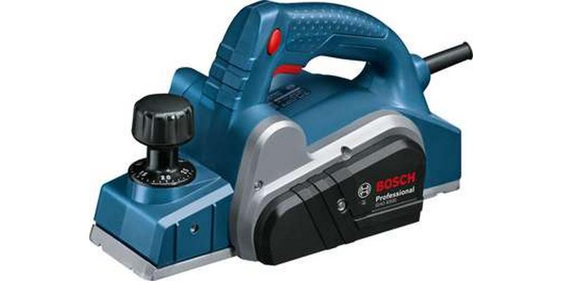Рубанок Bosch GHO 6500 601596000