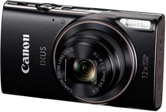 Купить Цифровой фотоаппарат Canon IXUS 285 HS 1076C001 черный, Черный, Китай