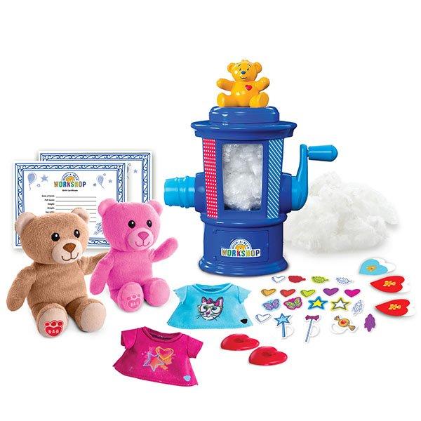 Купить SPIN MASTER Игрушка Build-a-Bear Студия мягкой игрушки [90303], Товары для изготовления кукол и игрушек