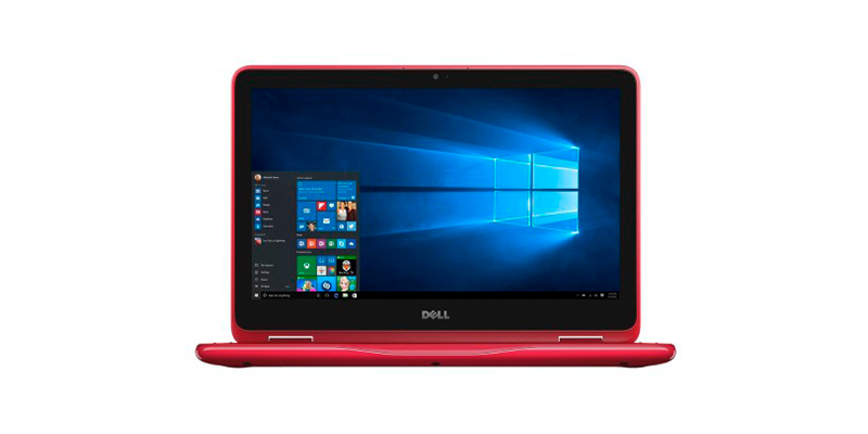 Ноутбук Dell Inspiron 3168 (3168-5407) Red
