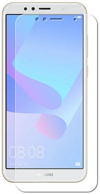 Защитная пленка LuxCase для Huawei Y5 Prime 2018 (Суперпрозрачная) lux56461 фото