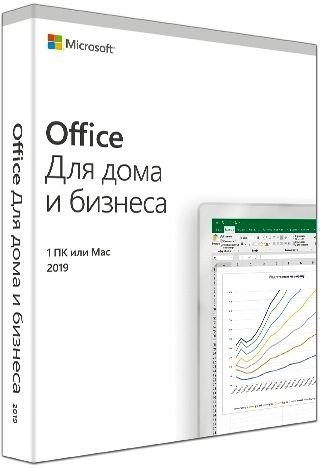 Пакет программ Microsoft Office 2019 Home and Business Russian Russia Only Medialess (T5D-03242) фото