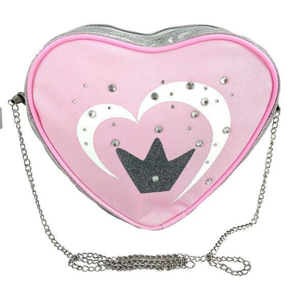 Купить Сумочка Корона [530057], Mary poppins, розовый, пластик, Металл, Текстиль, Рюкзаки и ранцы для школы