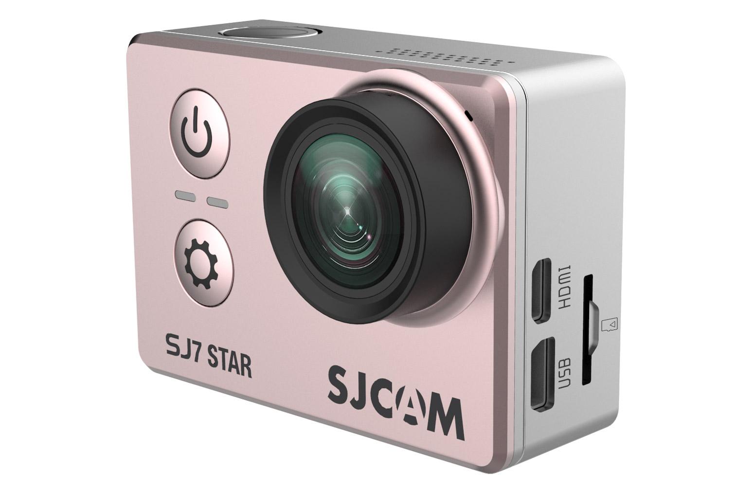 Экшн-камера SJCam SJ7 Star Rose