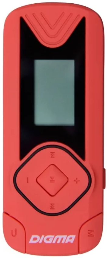Плеер Digma R3 8Gb Red