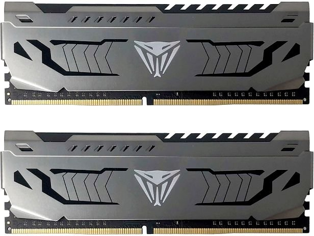 Купить Оперативная память 16Gb DDR4 4133MHz Patriot Viper Steel (PVS416G413C9K) (2x8Gb KIT), Patriot Memory