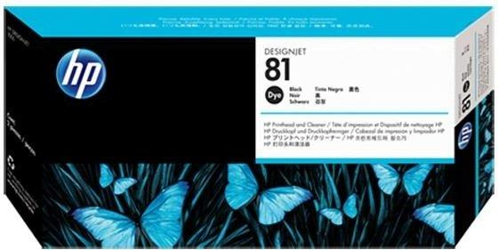 Печатающая головка HP 81 Black (C4950A) фото
