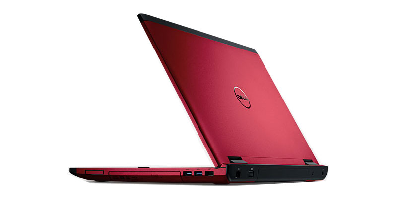Ноутбук Dell Vostro 3550 Red
