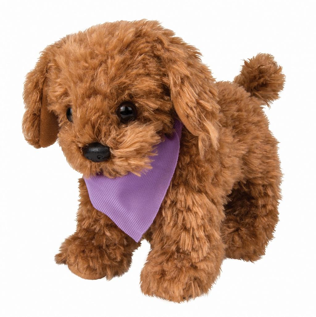 Купить Мягкая игрушка MY PUPPY PARADE 34124 Щенок Санни, пластик, Текстиль, Для мальчиков и девочек, Мягкие игрушки
