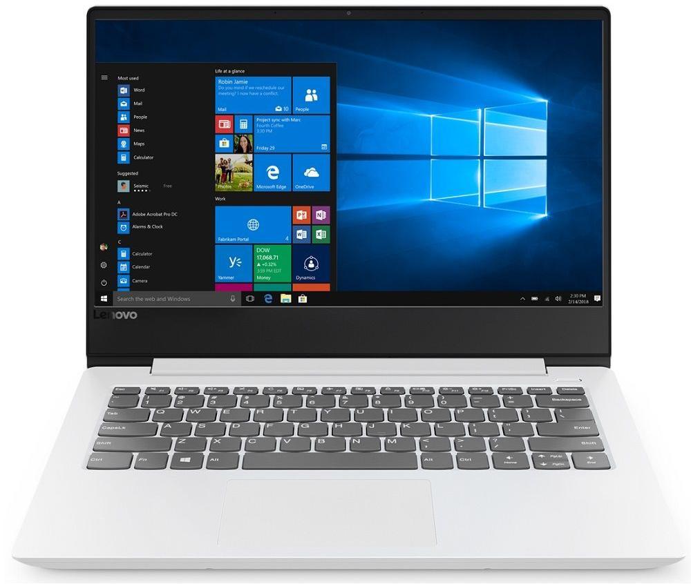 Ноутбук Lenovo IdeaPad 330S-14IKB (81F4004YRU) White