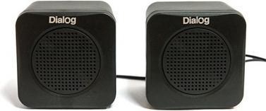 Колонки Dialog Colibri AC-01UP 2.0 Black