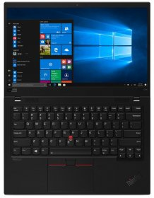 Ультрабук Lenovo ThinkPad X1 Carbon 7 (20QD003ERT) черный