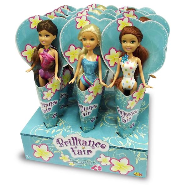 Купить FUNVILLE Кукла Brilliance Fair [250092], Для девочек, Куклы и пупсы