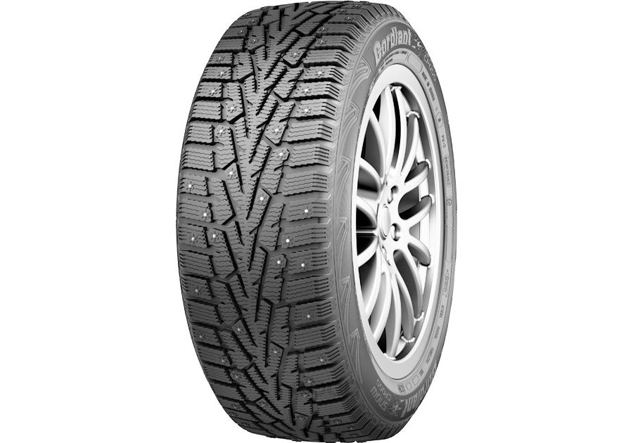 Автошина R15 205/70 Cordiant Snow Cross PW-2 100T шип 686081810